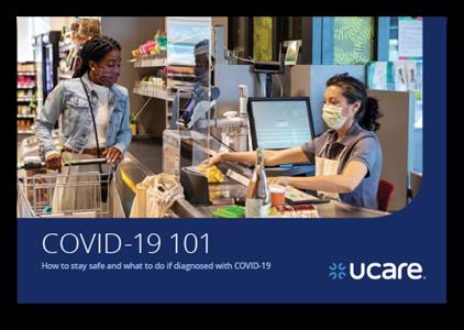 COVID-19 101 guide cover