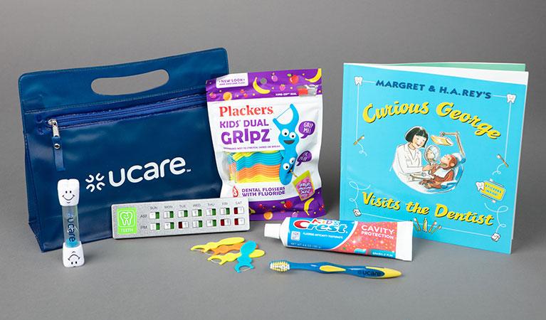 Living Well Kid Kit 3 Child Dental