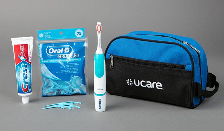Living Well Kid Kit 4 Tween Dental