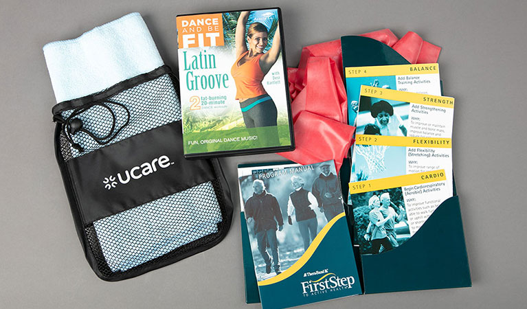 Connect to Wellness Kit D: Latin Dance