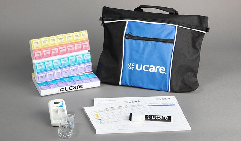 Wellness Kit Medication Toolkit