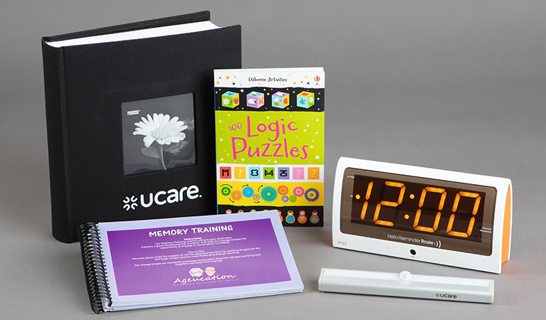 Wellness Kit Memory Kit A